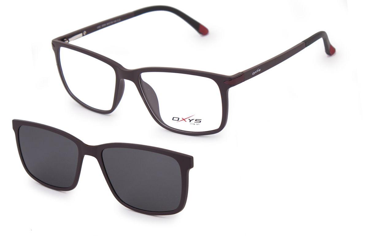 Rama de ochelari Oxys clip on VXC3009C2