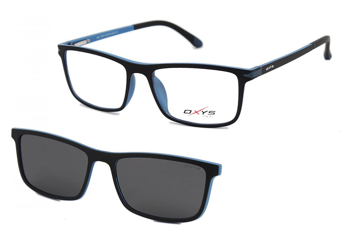 Rama de ochelari Oxys Clip On VXC3010C3