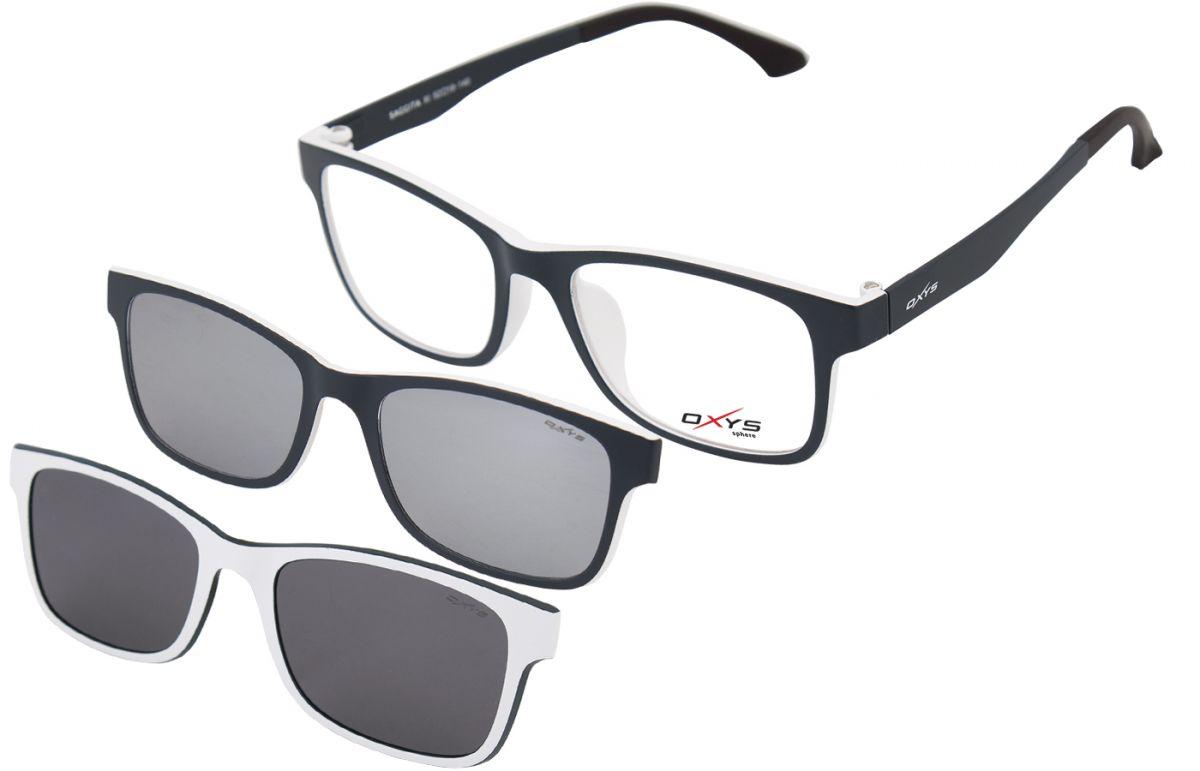 Rama de ochelari Oxys Clip On SPHERE SAGITTA XI