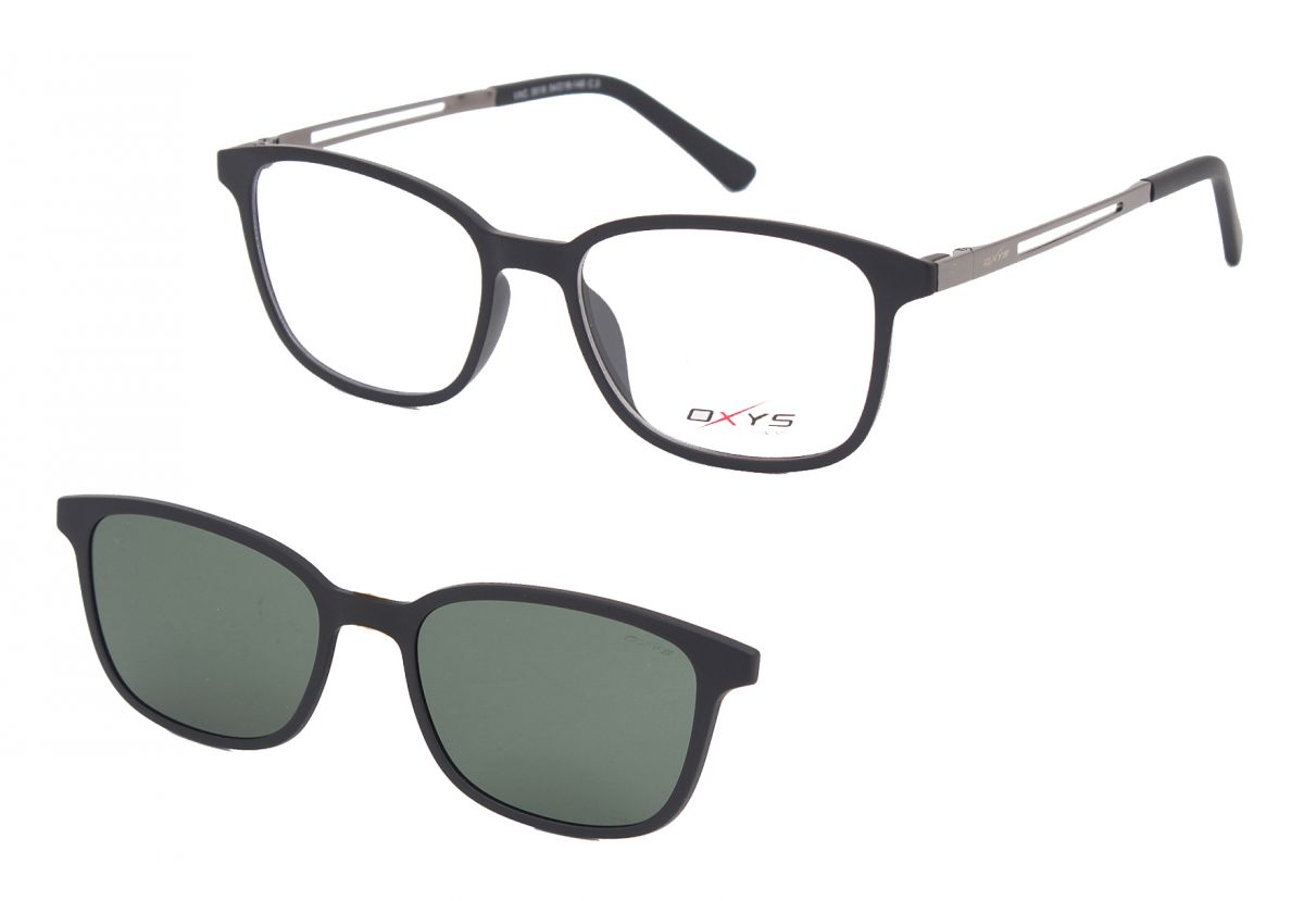 Rama de ochelari Oxys Clip On VXC3018C3