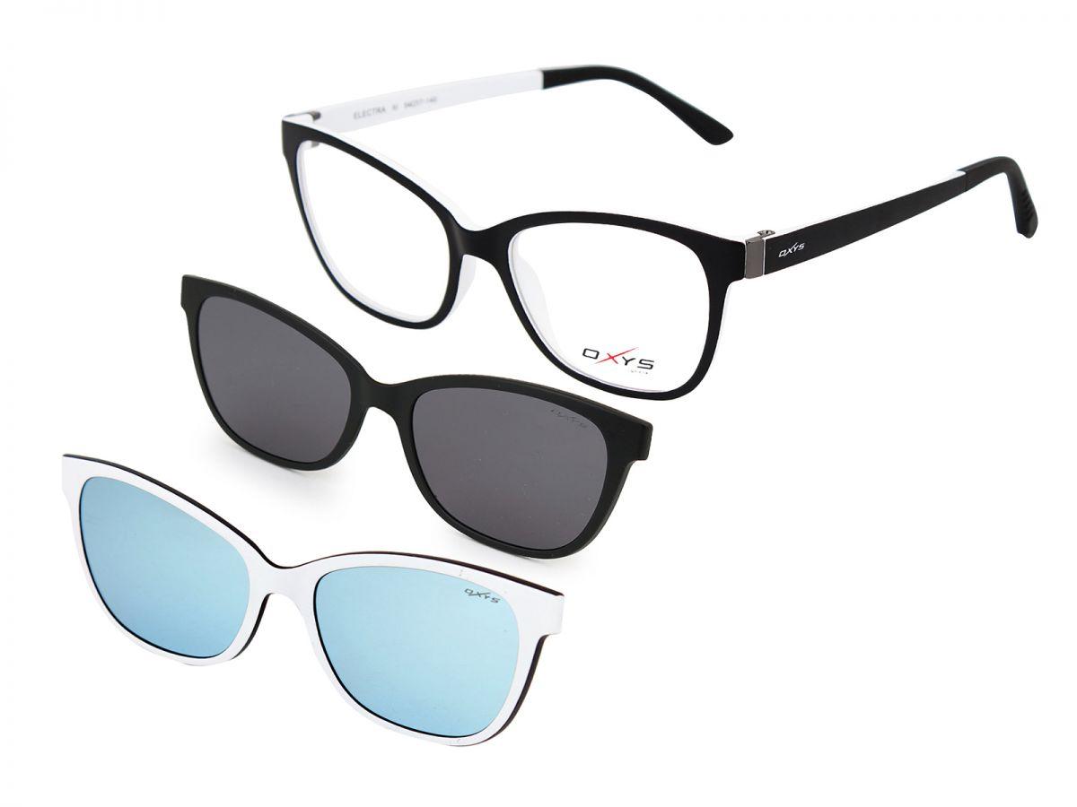 Rama de ochelari Oxys Clip On SPHERE ELECTRA XI