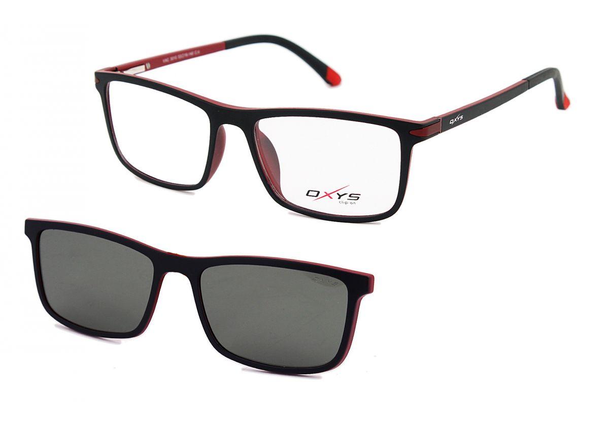Rama de ochelari Oxys Clip On VXC3010C4