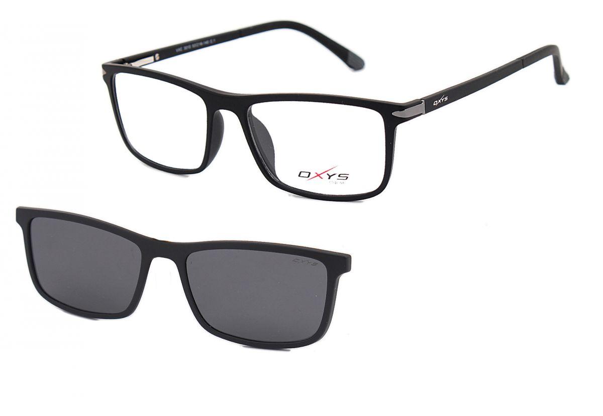 Rama de ochelari Oxys Clip On VXC3010C1