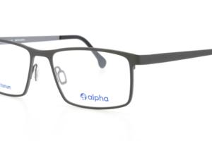 Rama de ochelari Wolf Pure Titanium A009C55