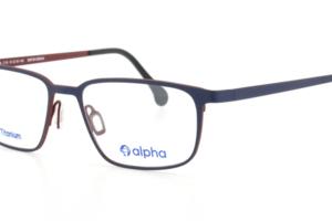 Rama de ochelari Wolf Pure Titanium A008C16