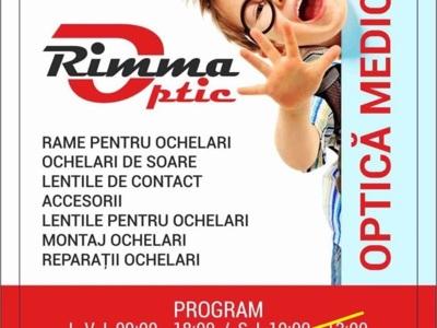 Magazin Rimma Optic Sibiu